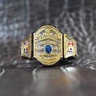 Custom WWF Belts for Mattel Figures Elite Lot WWE NJPW