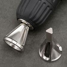Deburring Tool Bit Chamfer Drill External Uniburr Stainless Steel Neu