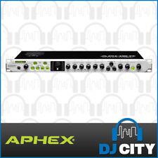 Aphex Channel Microphone Preamp & Input Processor w/ Exciter Campressor De-esser