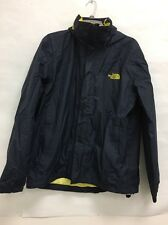 Used The North Face Men's Stinson Rain Jacket Blue Size Medium (bm)