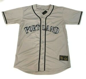 Portland Rockies Jersey Size Medium *DAMAGED*