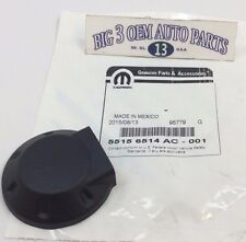 2005 - 2010 Jeep Grand Cherokee Rear Wiper Nut Cap new OEM 55156514AC