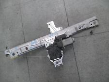 PEUGEOT 207 RIGHT FRONT WINDOW REG & MOTOR A7, POWER, 3DR HATCH, 03/07-12/12