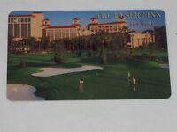 DESERT INN Hotel & Casino LAS VEGAS Golf Course Photo Room Key