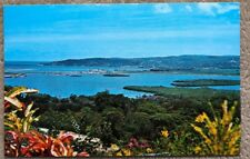 Vintage Postcard Overall View Of Montego Bay Jamaica, Wisconsin