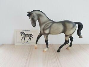 Breyer Big Ben Stormchaser Grauschimmel Pferd