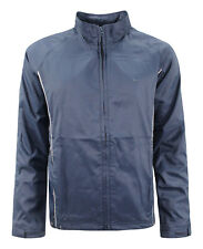 Nike Track Top Zip Up Jacket Womens Navy Windrunner 262783 455 Y17A