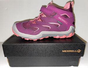 Merrell Girls 3.5 M Chameleon 7 Waterproof Hiking Boots