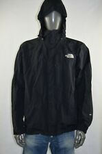 Authentic The North Face Men Windbreaker In Black, Size XL, Noticeable logos