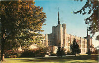 Postcard Middletown High School, Middletown, NY Posted 1961