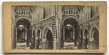 Cathédrale de Sienne Siena Italie Photo n°PL40L7 Stereo Vintage Albumine