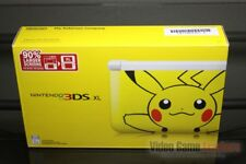 Nintendo 3DS XL: Pikachu Edition Game Console - NEW / EXCELLENT!