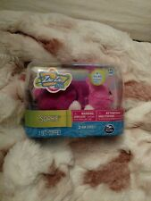 ZhuZhu Pets Pajama Party Sophie with Sound Movement Pet Hamster, 4""