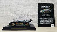 1/64 Kyosho LAMBORGHINI GALLARDO RG-3 TEAM JLOC #86 diecast car model