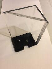 Eight Deck Acrylic. Discard Holder Tray for Black Jack.