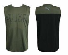 Puma Power Cool Mens Training Sleeveless Shirt Reflective Vest 515652 05 DD49