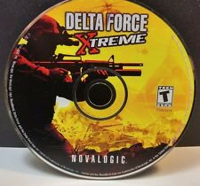 Delta Force: Xtreme (PC, 2005) DISC ONLY