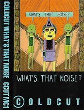 COLDCUT WHAT'S THAT NOISE? CASSETTE YAZZ MARK E SMITH LISA STANSFIELD
