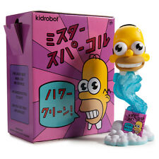 "The Simpsons: Original Mr. Sparkle 7"" Collectible Art Vinyl Figure by Kidrobot"