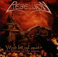 Rebellion - Wyrd Bio Ful Araed: The History of the Saxons