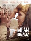 Affiche Roulée 40x60cm MEAN DREAMS (2017) Sophie Nélisse, Josh Wiggins NEUVE