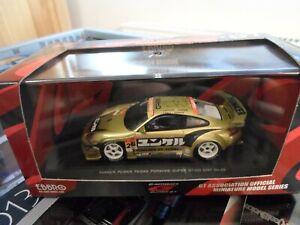 Ebbro - 1/43 - Porsche 911 GT300 - SuperGT 2007 - #26 Yunker Power Taisan Porsch