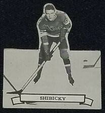 "1936/37 O-PEE-CHEE ""V304D"" - ALEX SHIBICKY NEW YORK RANGERS - ROOKIE CARD No.109"