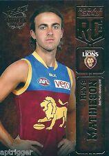 2016 Select Certified Rookies (RC39) Ryan MATHESON Brisbane #137