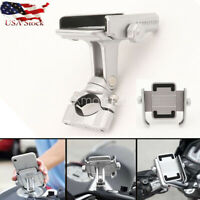 Aluminum Motorcycle Cell Phone Holder for Harley Davidson Street Glide Touring