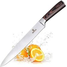 Chef Knife Soufull 8 inches High Carbon Stainless Steel Japanese Professional