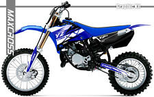 YAMAHA YZ85 2002 - 2014 MAXCROSS GRAPHICS KIT DECALS STICKERS A8 KIT