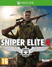 Sniper Elite 4 | World War II Shooter Video Game Xbox One New