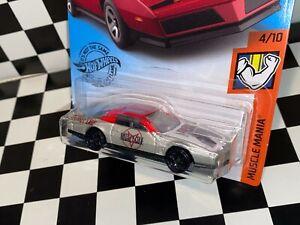 "Hot Wheels 1984 Pontiac Firebird ""MOTLEY CRUE"" custom"