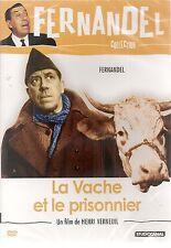 """DVD """"LA VACHE ET LE PRISONNIER""""HENRI VERNEUIL - FERNANDEL  neuf sans blister"""