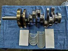 2012 Nissan Navara V9X Engine Crankshaft With Bearings Main And Conroad