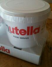 Ferrero Nutella 6kg 2x 3KG Eimer Vorrat Familienpackung