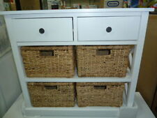Unbranded Rattan Bedroom Dressers & Chests of Drawers