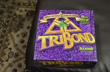 """1998 TRIBOND Game """"What do these 4 have in common?"""" Diamond Edition 100%"""