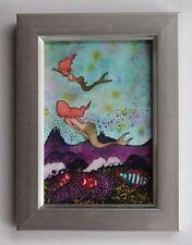 Paper Impressionism Framed Decorative Posters & Prints