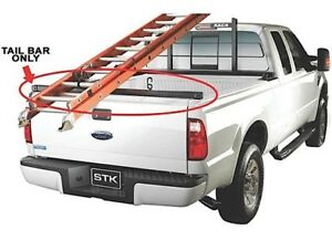 Fits; Ford F-150 Truck Bed Rear Tail Bar Ladder Cargo Bar 2004-2014