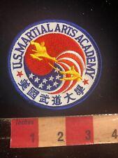 U S Martial Arts Academy Patch 01Rn