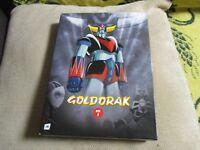 """COFFRET 3 DVD NEUF """"GOLDORAK - BOX 1"""" episodes 1 à 12"""