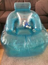 Inflatable Chair Retro 90s