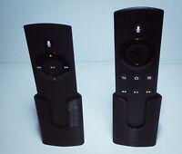 fire stick tv voice echo Alexa remote (holder wall mount black)$6.95 each