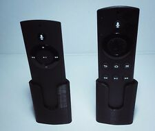 fire stick tv voice echo Alexa remote (holder wall mount black)$6.95 each