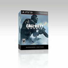 Call of Duty: Ghosts -- Hardened Edition (Sony PlayStation 3, 2013) PS3 NEW