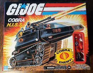 G.I. Joe Retro Collection Cobra HISS Tank Walmart Exclusive with Driver!