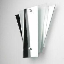 Searchlight Wall 1 Light Indoor Wall Light Mirror - 6201