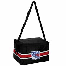 """NEW YORK RANGERS """"BOX SEAT"""" INSULATED COOLER BLACK NEW & OFFICIALLY LICENSED"""