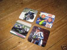 Valentino Rossi Motogp Legend Drinks Coaster Set